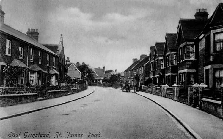 St James Road - 1912