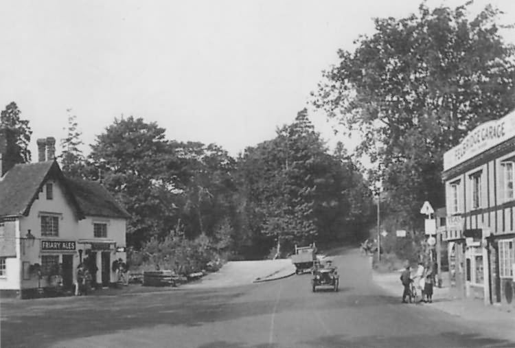 The Village, Felbridge - 1928