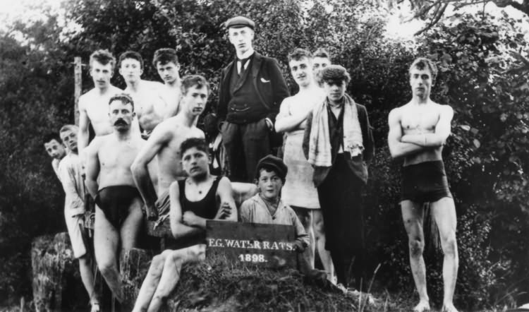 The Water Rats Swimming Club - 1898