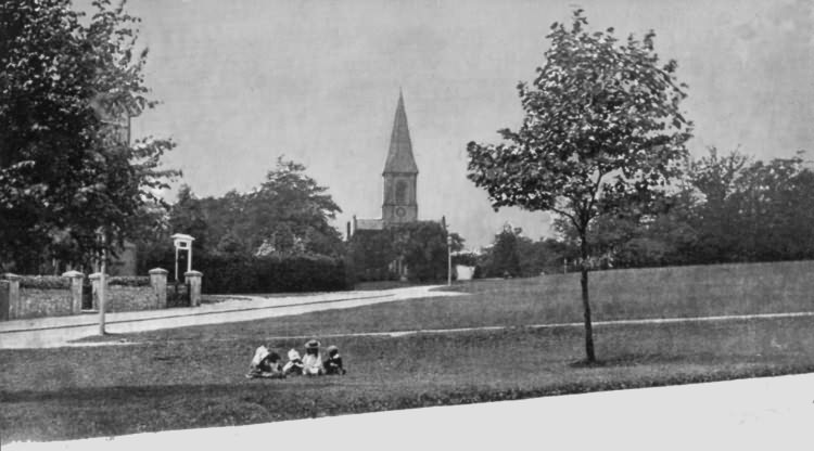 Church and Common - 1906