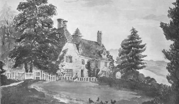 The Old Vicarage - 1792