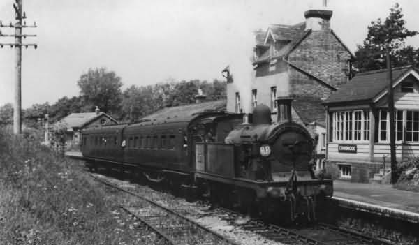 On the Hawkhurst Branch - 13th May 1961