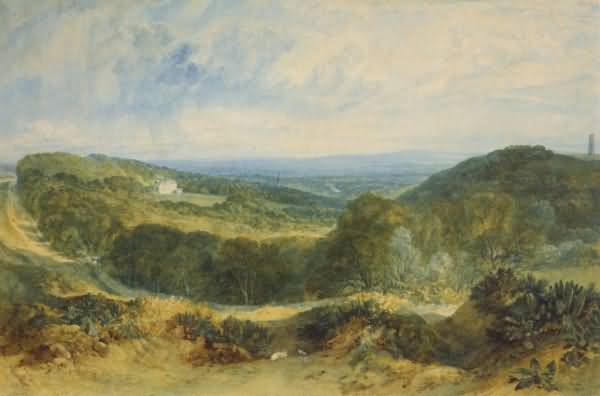 The Vale of Heathfield - 1815