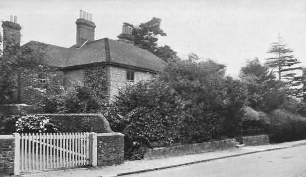 Maresfield Village - 1924