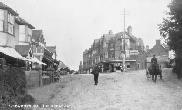 The Broadway - 1911
