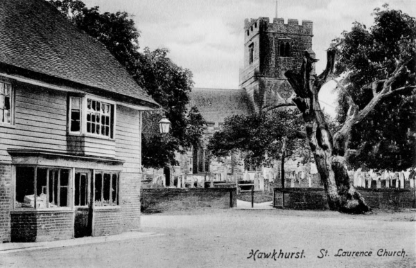 St Laurence Church - 1905