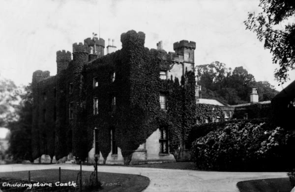 Chiddingstone Castle - 1925