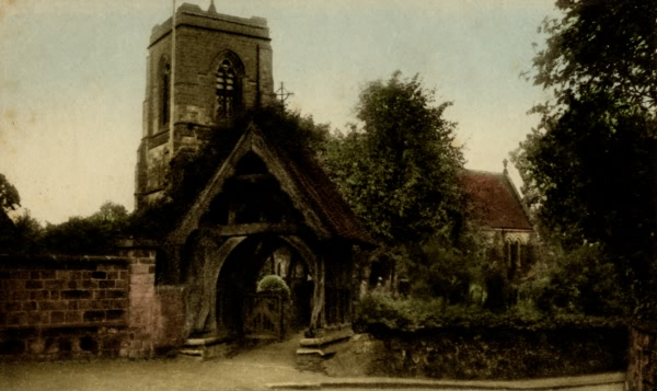 St Mary the Virgin Church - 1910