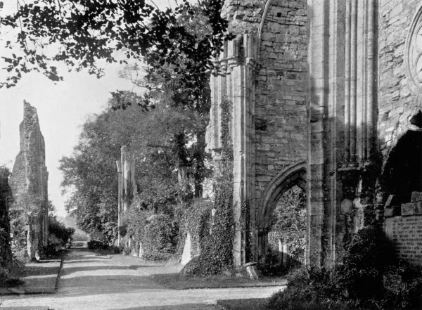 Bayham Abbey - 1896