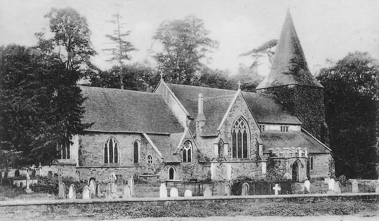St Margarets Church - c 1935