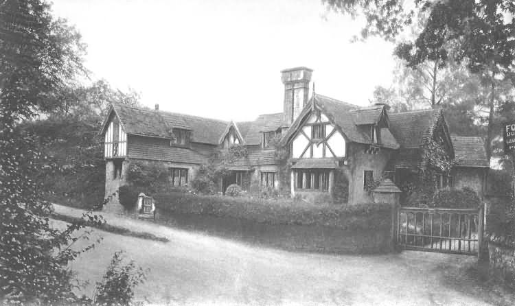 The Rectory Lodge - 1928