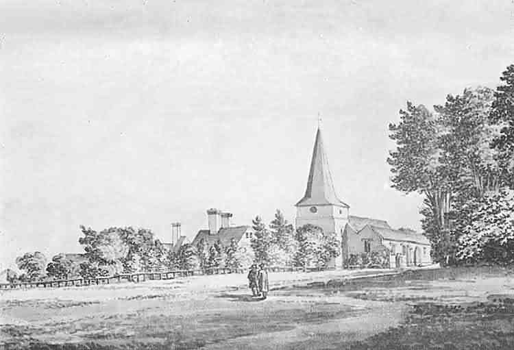 St Margarets Church - 1783