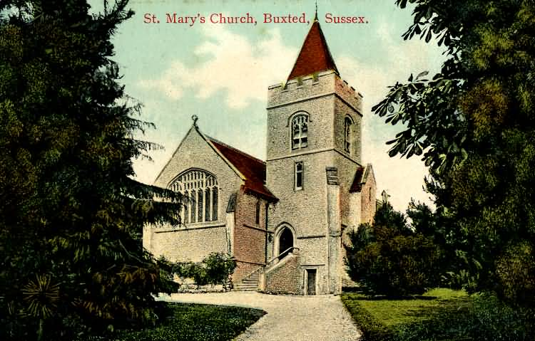 St Marys Church - 1905