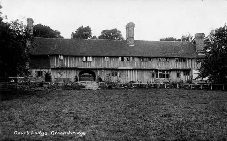 Court Lodge - c 1910