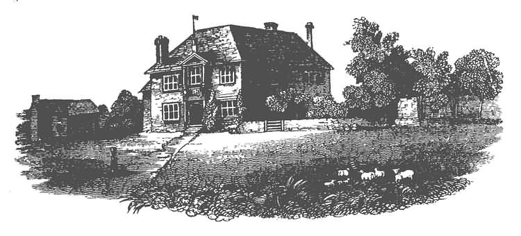 Isfield Place - 1866