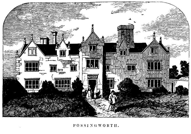 Possingworth - 1861