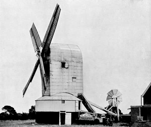 Cross-in-hand Windmill - 1936