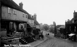 High Street in 1910