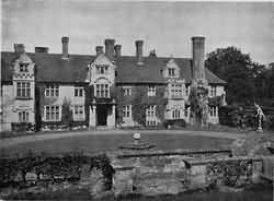 Rotherfield Hall in 1928